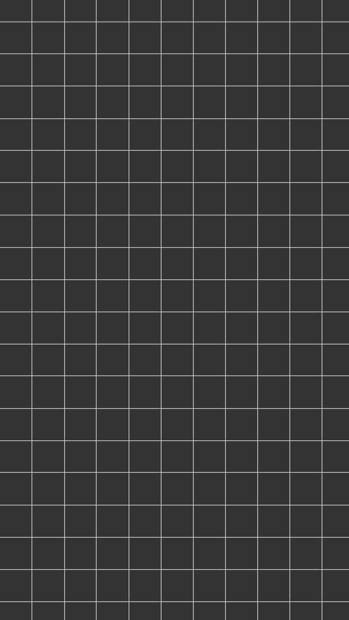 Estampa Grid Wallpaper Ponsel Estetis Dinding Gambar