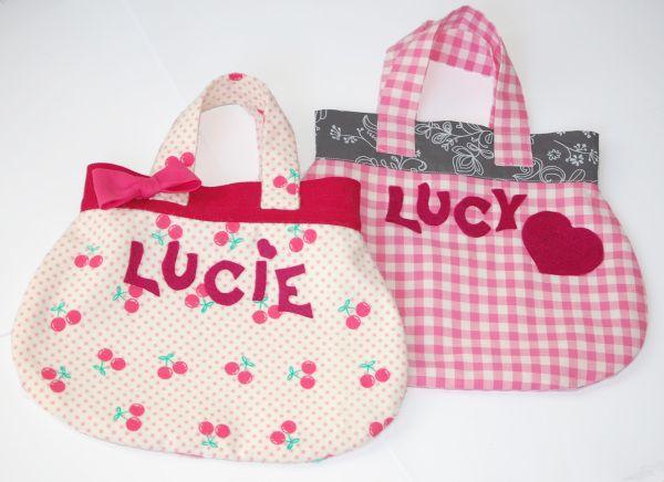 des sacs de fille