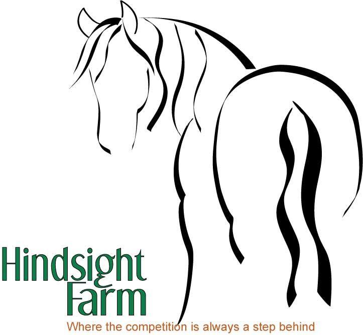 Logo For Horse Breeder In Colorado.