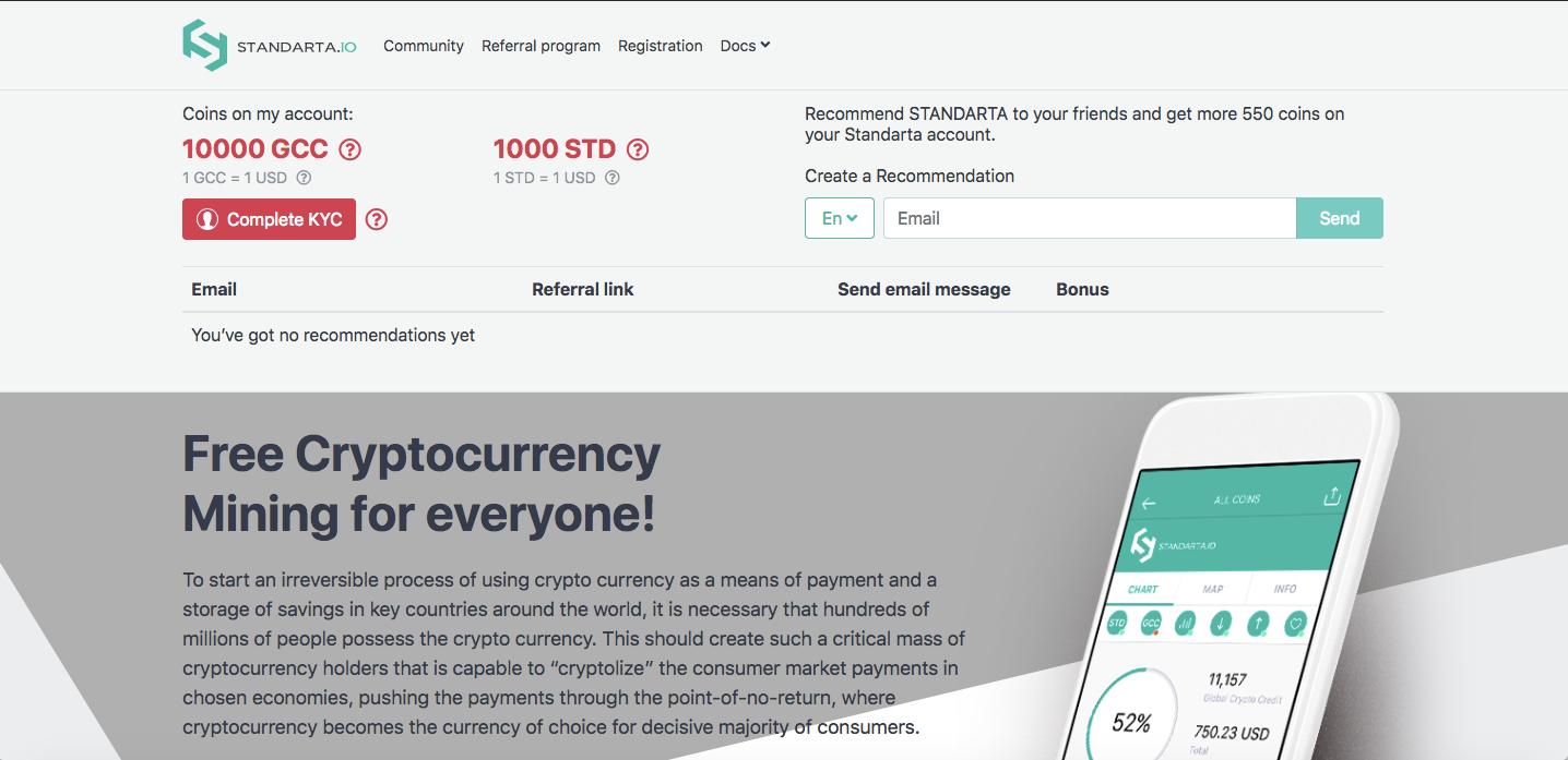 bitcoin standartas)