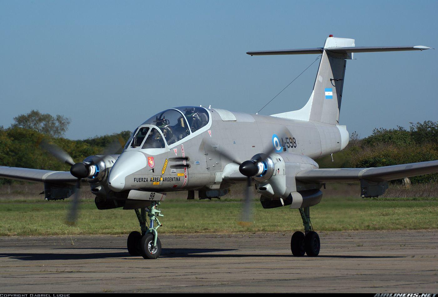 Fuerza Aerea Argentina | Aviones militares, Aviones y