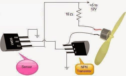 Make your own Simple Temperature Control System ~ Electrical ...