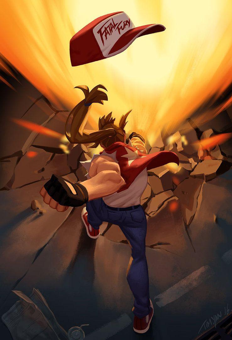 Fatal Fury Moves