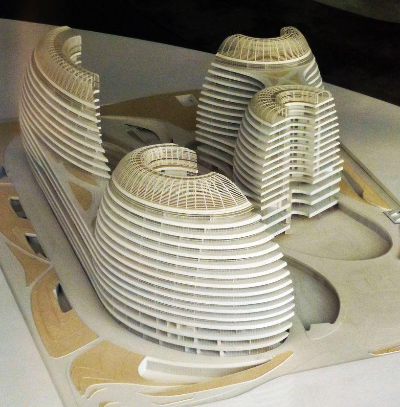 Galaxy SOHO By Zaha Hadid Architects Beijing China