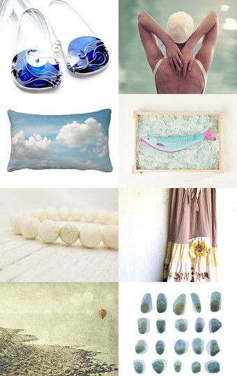 Soak up the Sun... by Kate on Etsy--Pinned with TreasuryPin.com