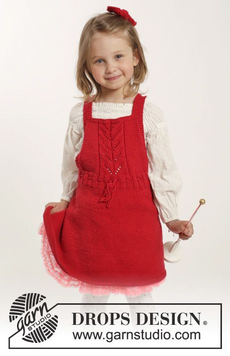 Sweet Alice Knitted Dress Pattern 1 Month 6 Years Knit Kids