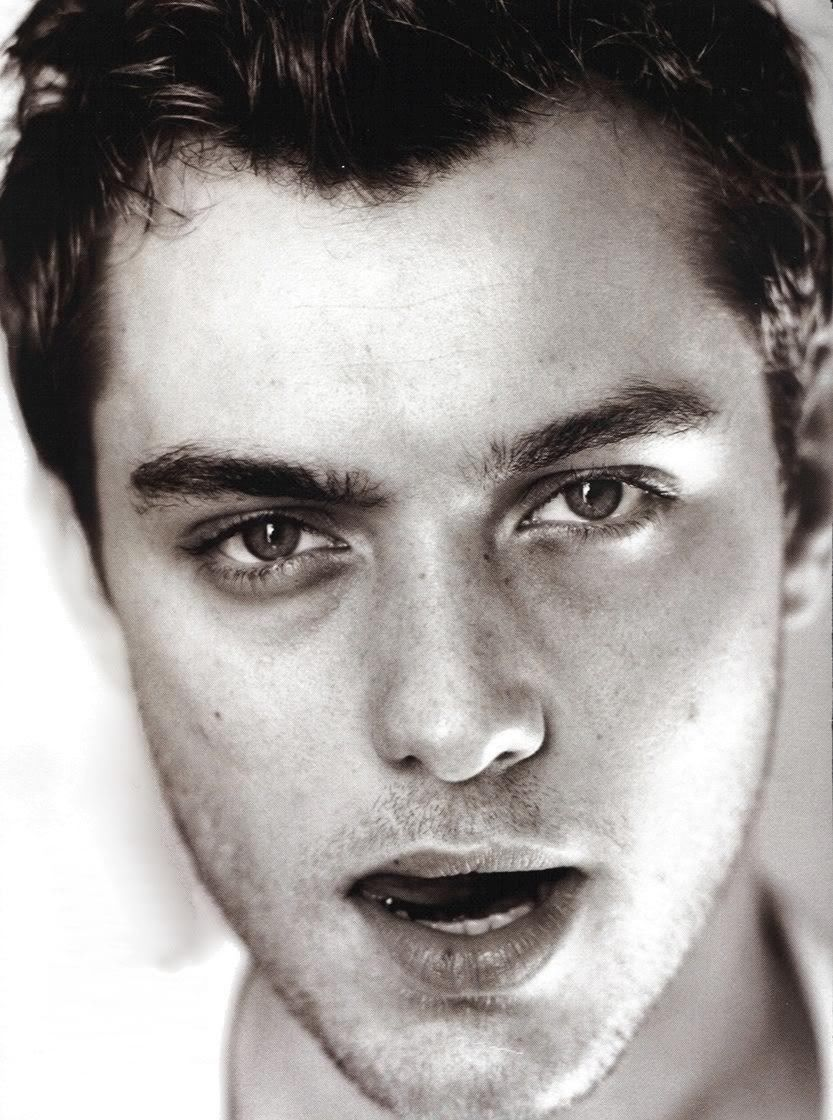 Jude Law... *drool*