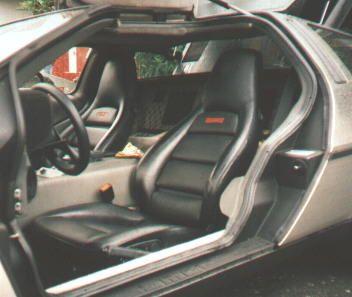 Cool custom seats