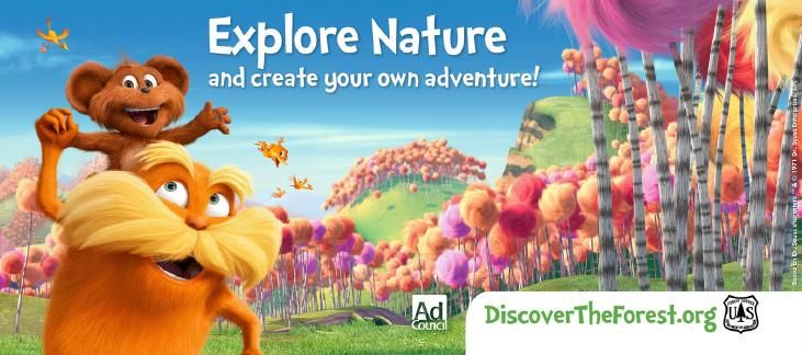 discover the forest lorax | The lorax, Discover the forest ...