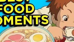 Wie uns das Essen in Studio Ghibli Filmen wirklich hungrig macht #rustikaleweihnachten