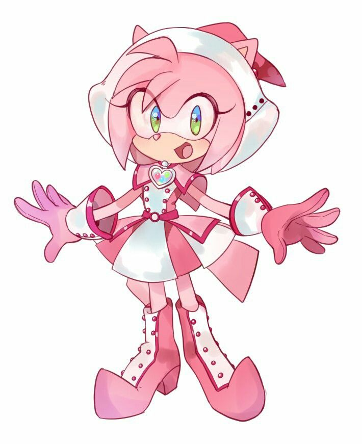 𝘿𝙄𝙉𝙂𝘼 on | Sonic the Hedgehog | Amy rose, Sonic, amy ...