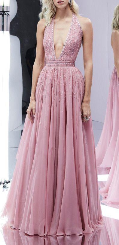 Zuhair Murad Spring 2017. | Dresses | Pinterest | Vestidos juveniles ...