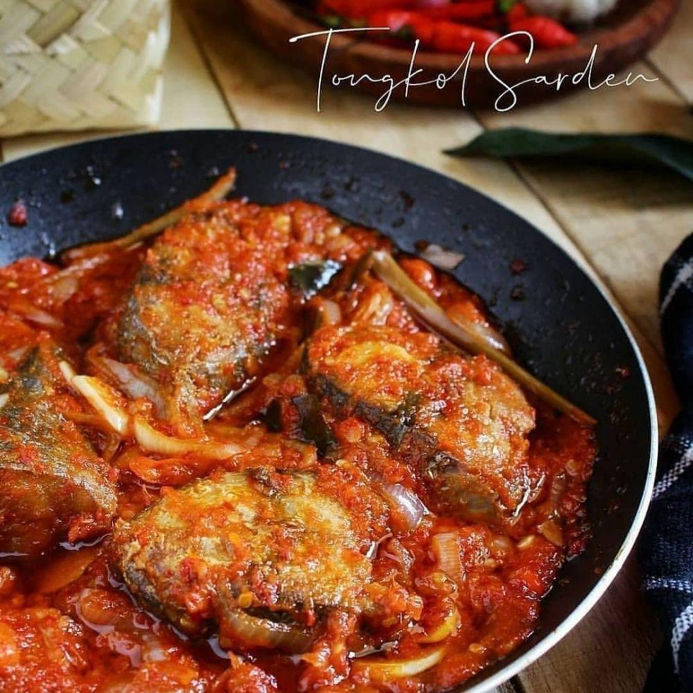 Memasak Sarden Yang Enak Instagram Resep Sarden Resep Makanan Resep Masakan