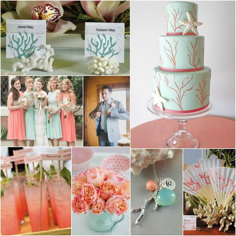 Wedding Colors Trends Aqua Beach Weddings