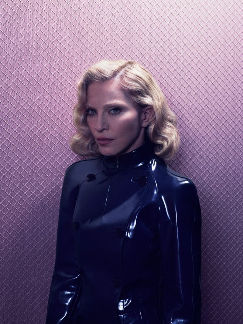 Photos madonna interview magazine