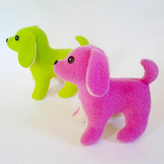 Easy Dog Pattern Dog Sewing Pattern Dog Toy Sewing Pattern Dog