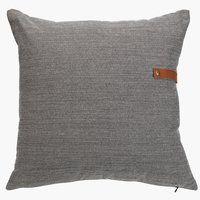 Pyntepute GRAVMYRT 45x45cm mørk grå