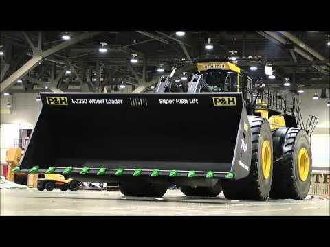 The Biggest Heavy Equipment In The World Youtube With