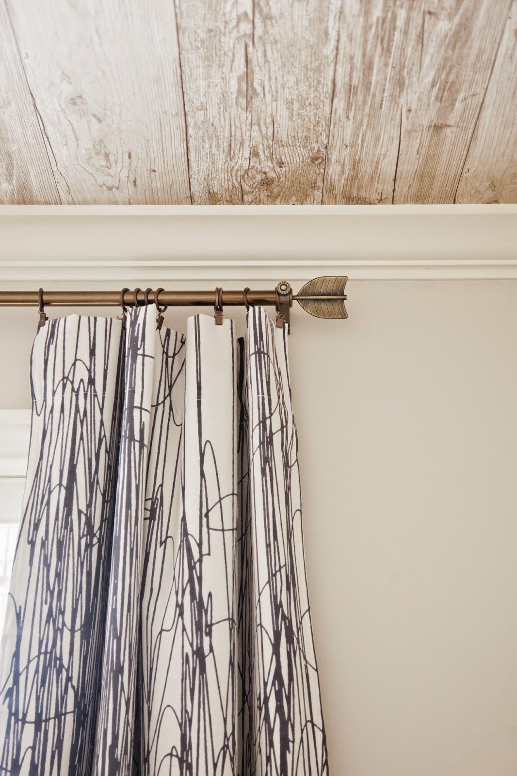 Elegant Urban Outfitters Wall Tapestry As Curtains, Overstock Curtain Hardware,  Wallpapered Faux Bois Ceiling Neutral