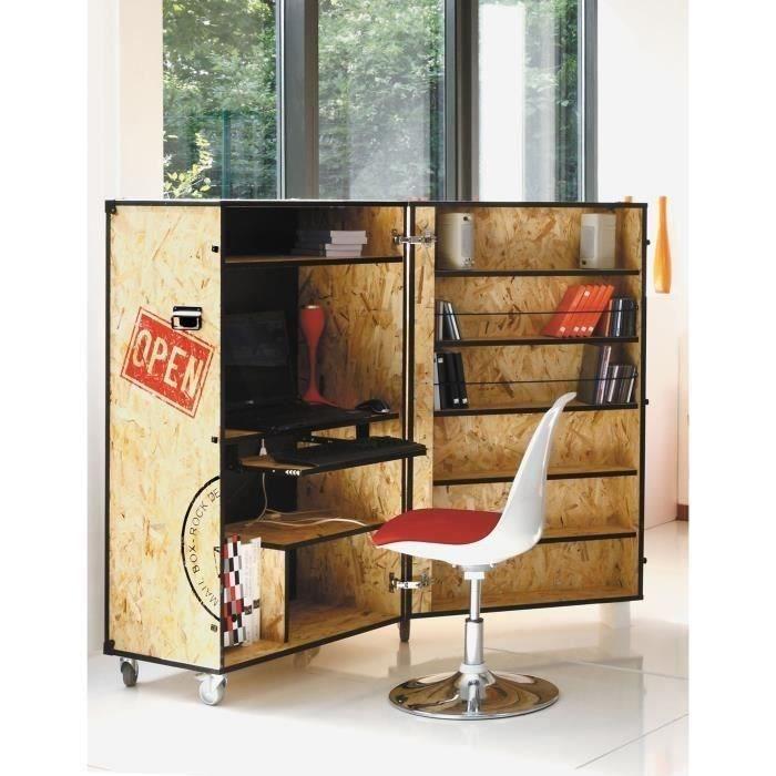 Schreibtisch Im Schrank Verstecken 2021