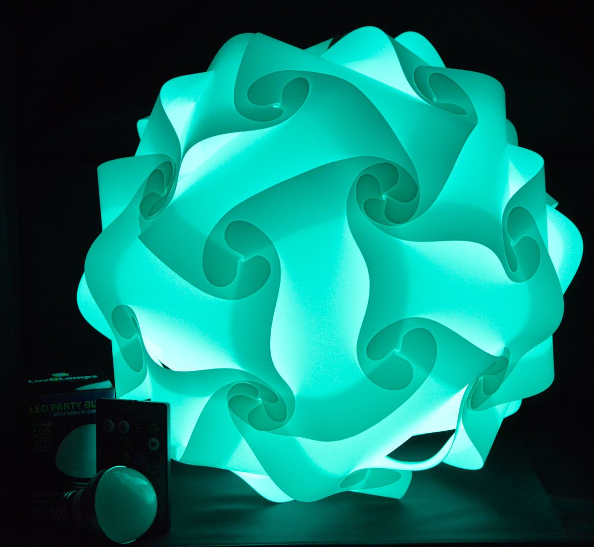 Luvalamps 3d Puzzle Lights Puzzle Lights Infinity Lights Lights