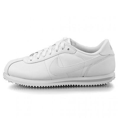nike cortez basic leather mens 316418113 white running