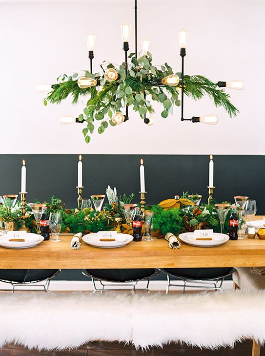 That's one beautiful table. Table from #chairish @chairishco
