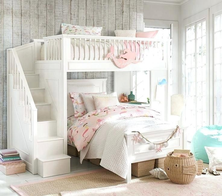 fascinating teenage girl bedrooms bunk bed | Architecture Loft Beds For Teenage Girl Bunk Bed Teenager ...
