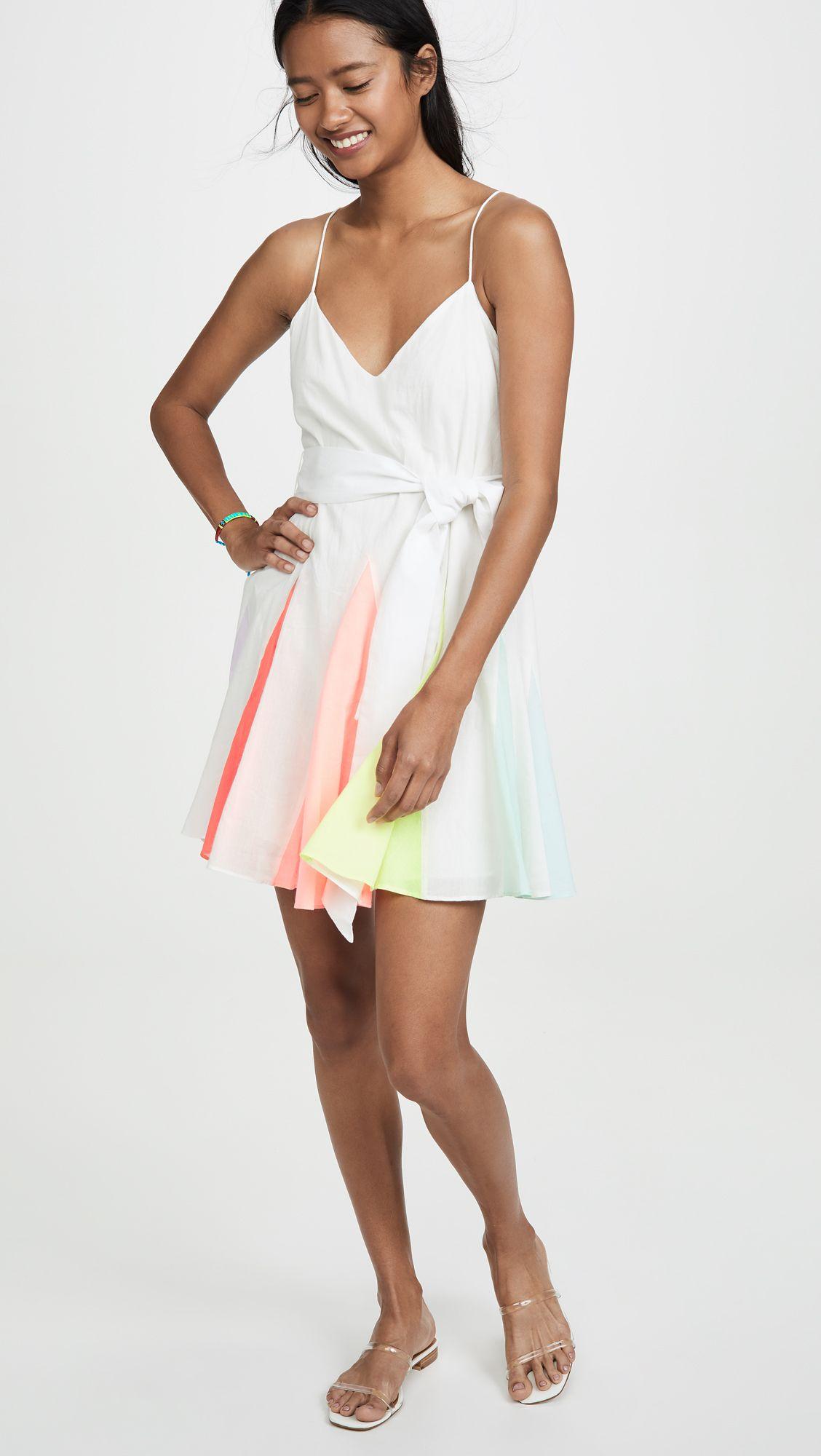 Kimmy Short Godet Dress in 2019 Dresses, Alice olivia, Alice
