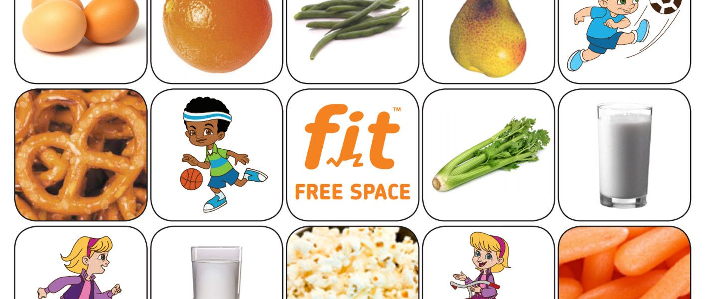 Fit junior ages 27 exercise printables healthy kids