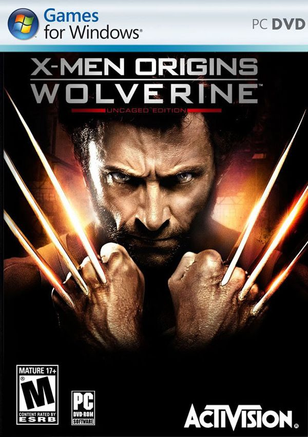 Image result for X-Men_Origins_Wolverine cover pc