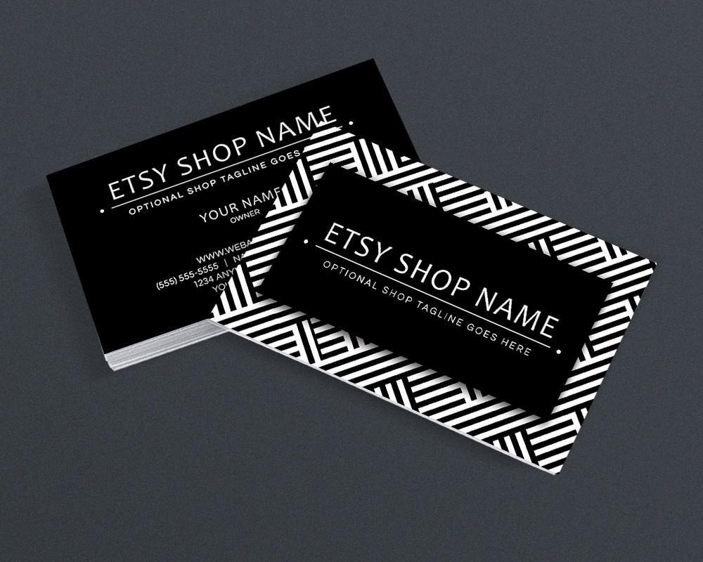 Stylish business card design modern business card design black stylish business card design modern business card design black and white 14 16 magicingreecefo Gallery