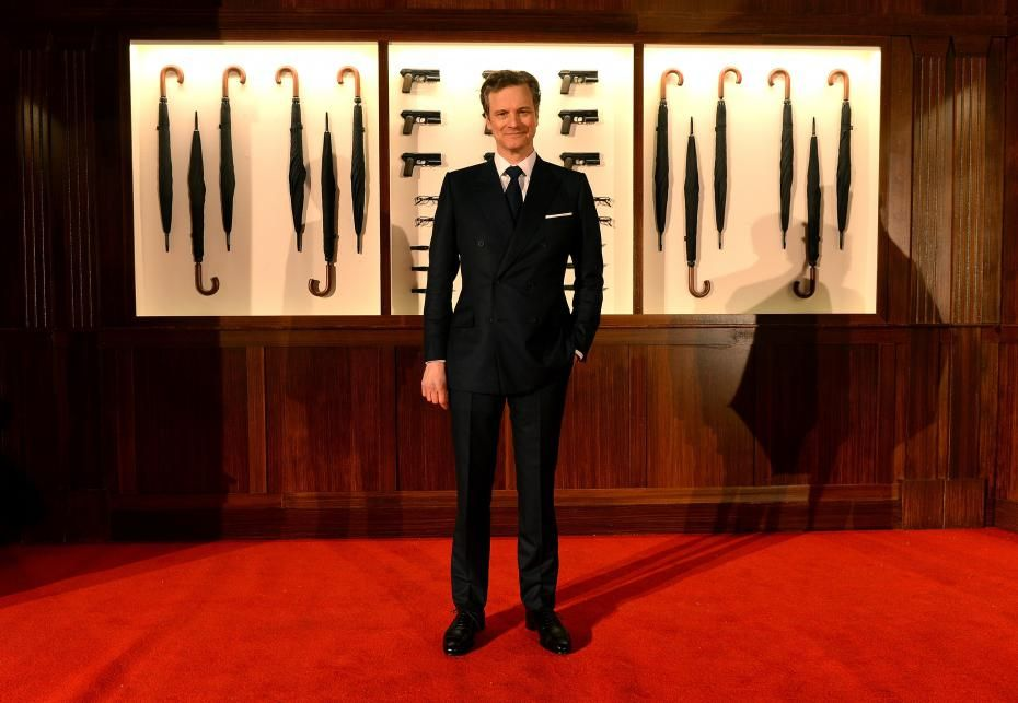 Kingsman Services Secrets Rencontre Masterclass Colin Firth Matthew Vaughn Go With The Blog Colin Firth Oscar Du Meilleur Acteur Meilleure Actrice
