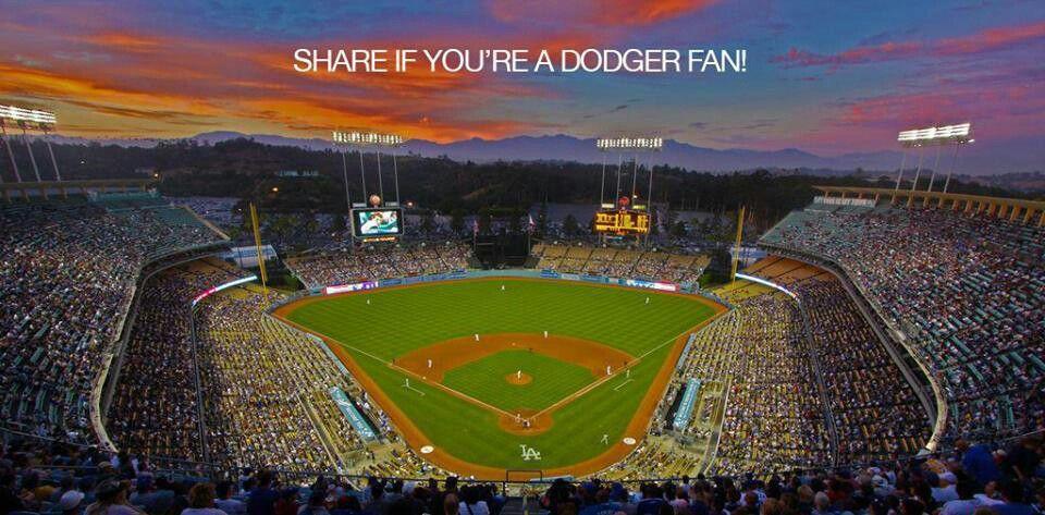 Dodger stadium! ♥ Dodger stadium, Dodgers, Mlb stadiums