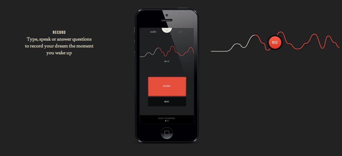Shadow, l'application qui achète vos rêves. Elle vous reveille pendant la nuit pour que enregistrer vos rêves. Risque de tout transformer en donnée.