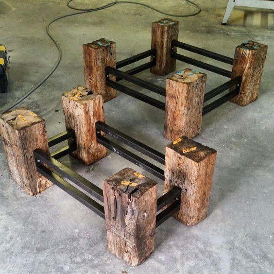 Neskuchnyj Dizajn Ot M Fyodorova Madera Rustica Muebles Muebles Rusticos Estantes De Madera