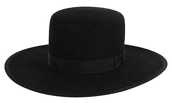 AzTex Hats Flat Top Western Cowboy Hat  b6b1449ce010