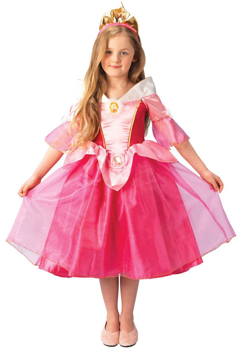 Official Disney Dream Princess Costumes Girls Fancy Dress