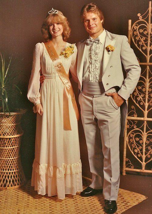 1970s Prom – Fashion dresses