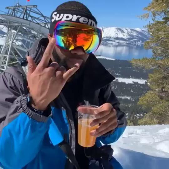 Y'all ain't ready 🏂  @skiheavenly #nevada #laketahoe