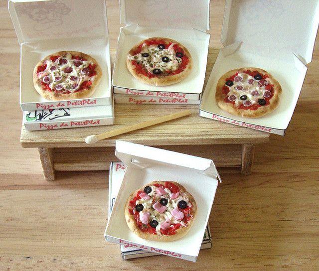 Miniature Pizza Fever | por PetitPlat - Stephanie Kilgast