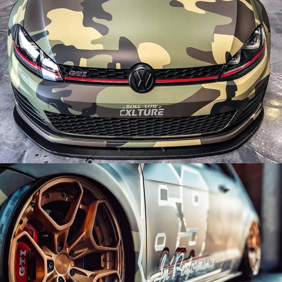 Imagen De Maik En Car Wraping En 2020 Coches Personalizados Autos Golf Coche