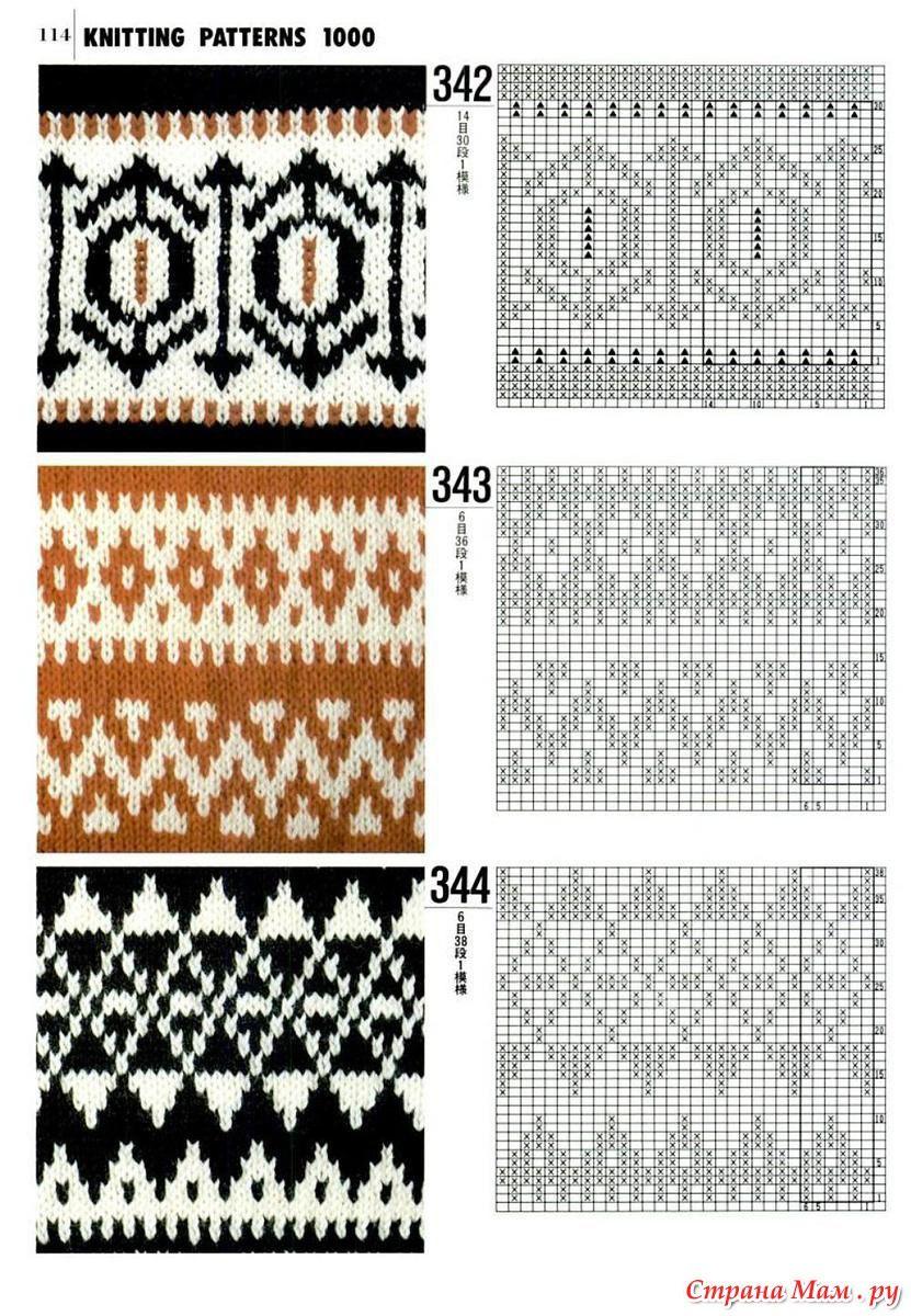 Wayuu Mochila pattern | Dos agujas: muestras | Pinterest | Mochilas ...