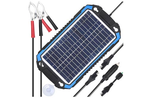 New Top 10 Best Solar Battery Chargers Reviews For 2020 In 2020 Solar Battery Charger Solar Panel Charger Solar Battery