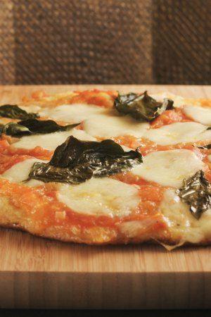 El Universal - - Pizza Margarita