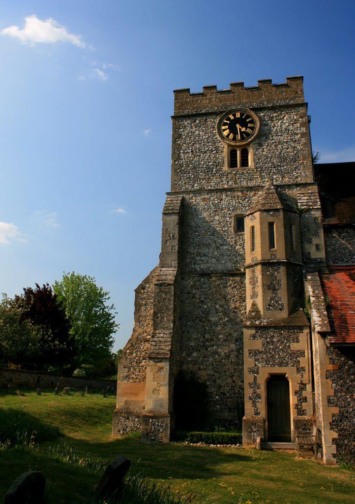 St. Mary's Church, Streatley