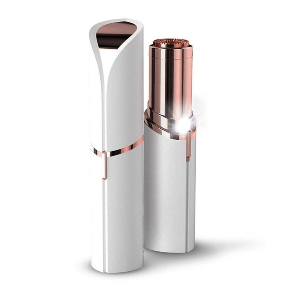 Female Mini Electric Epilator Lipstick Shape Shaving Shaver Lady Hair Remover For Women Body Face Accessories Tool Dropshipping Personal Care Appliances Home Appliances