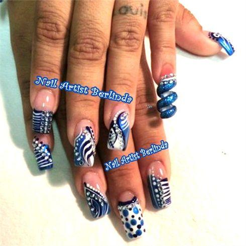 www.nailartistberlinda.com - Nail Art Gallery by NAILS Magazine