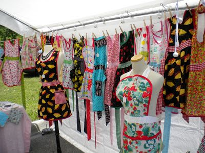Cheap Displays For Craft Shows Aprons Show Display Racks Booths