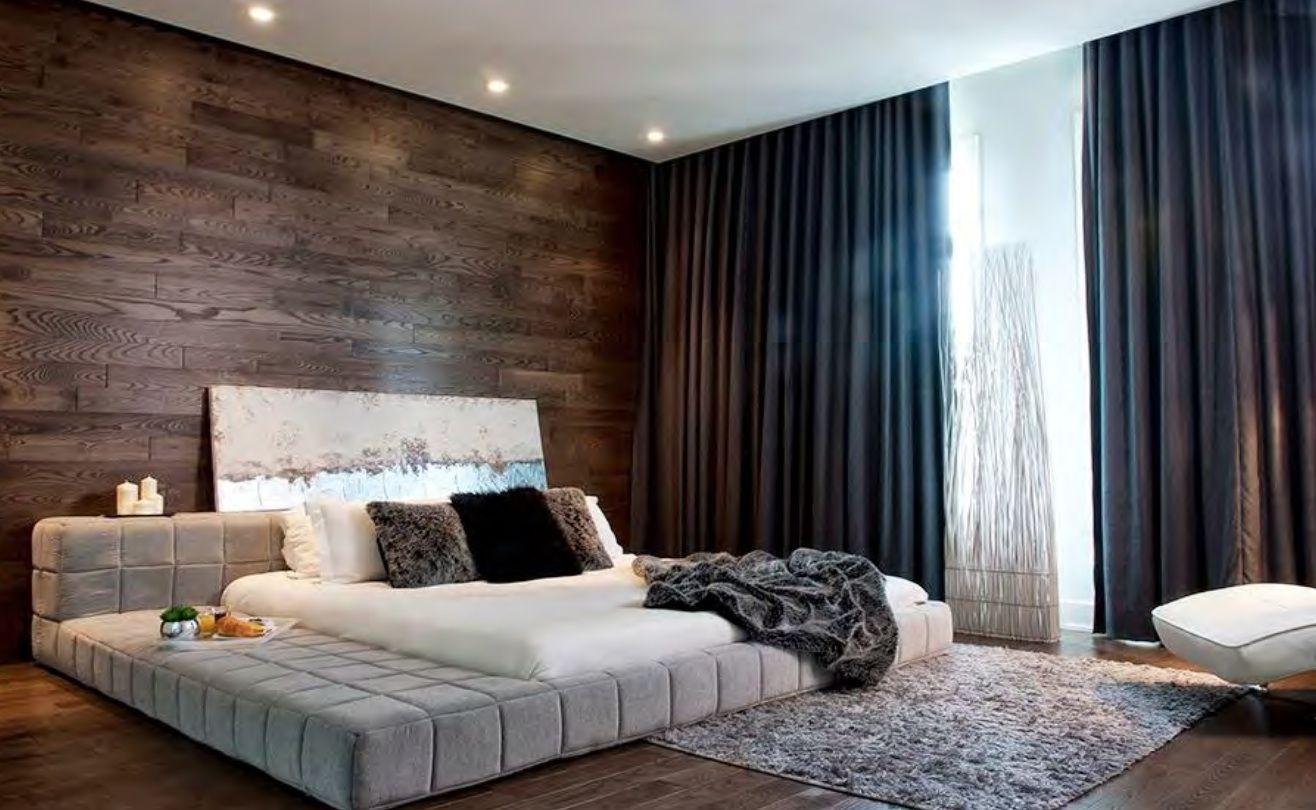 2014 minimalist modern bedroom decor design idea